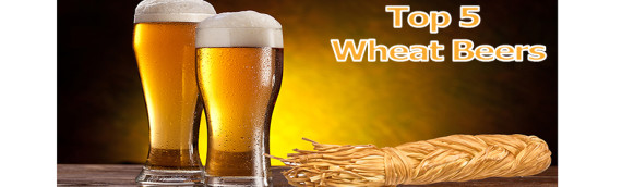Top 5 Wheat Beers